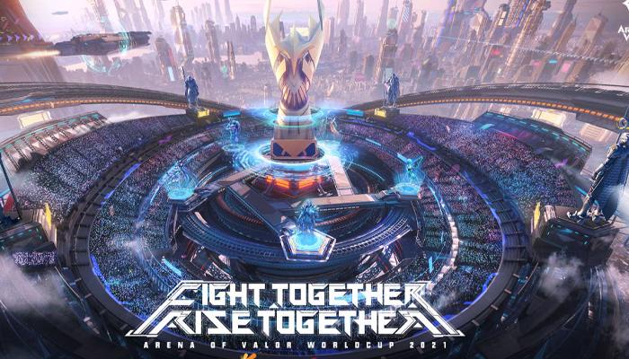 Arena of Valor World Cup (AWC) 2021 การแข่งขัน Esport ระดับโลก