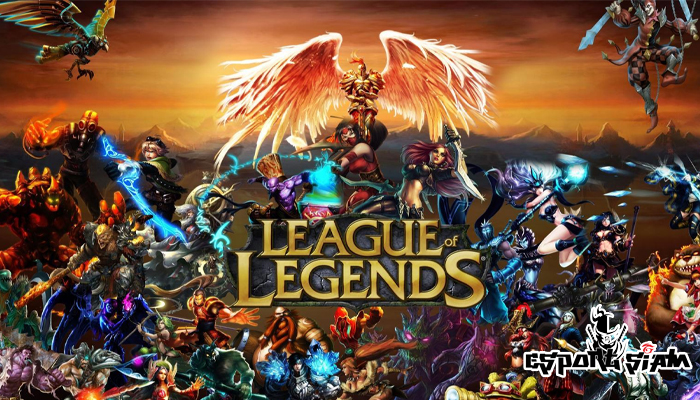 เกม League of Legends เกม esport ยอดนิยม