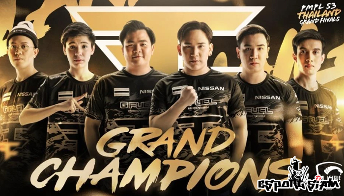 FaZe clan ทีมแชมป์ เกมส์ PUBG MOBILE PRO LEAGUE ใน ss3 รอบไฟนอล